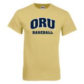 Champion Vegas Gold T Shirt-Baseball