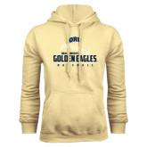 Champion Vegas Gold Fleece Hoodie-Golden Eagles Baseball Seams