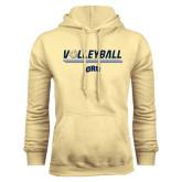 Champion Vegas Gold Fleece Hoodie-Volleyball w/ Ball