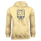 Champion Vegas Gold Fleece Hoodie-ORU Soccer Shield