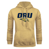 Champion Vegas Gold Fleece Hoodie-Stacked ORU Eagles