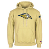 Champion Vegas Gold Fleece Hoodie-Golden Eagle Mascot