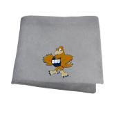 Grey Sweatshirt Blanket-Eli