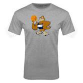 Grey T Shirt-Basketball Eli