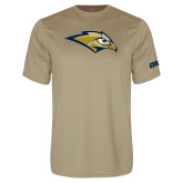 Syntrel Performance Vegas Gold Tee-Golden Eagle Mascot