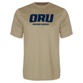 Performance Vegas Gold Tee-ORU Golden Eagles