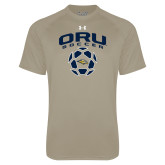 Under Armour Vegas Gold Tech Tee-Soccer Design