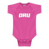 Fuchsia Infant Onesie-ORU