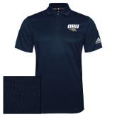 Adidas Climalite Navy Grind Polo-ORU w Mascot