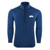 Sport Wick Stretch Navy 1/2 Zip Pullover-ORU