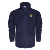 Columbia Full Zip Navy Fleece Jacket-Eli