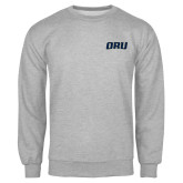 Grey Fleece Crew-ORU