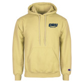 Champion Vegas Gold Fleece Hoodie-ORU Golden Eagles