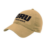 Vegas Gold Twill Unstructured Low Profile Hat-ORU Golden Eagles
