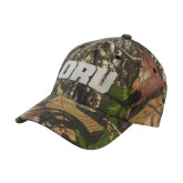 Mossy Oak Camo Structured Cap-ORU