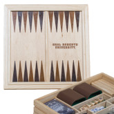 Lifestyle 7 in 1 Desktop Game Set-Oral Roberts University Engraved