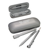 Silver Roadster Gift Set-Oral Roberts University Engraved