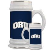 Full Color Decorative Ceramic Mug 22oz-ORU
