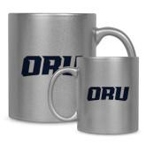 Full Color Silver Metallic Mug 11oz-ORU