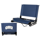 Stadium Chair Navy-ORU