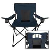Deluxe Navy Captains Chair-ORU
