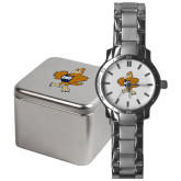Mens Stainless Steel Fashion Watch-Eli