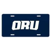 License Plate-ORU