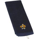 Navy Golf Towel-Eli