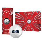 Callaway Chrome Soft Golf Balls 12/pkg-ORU