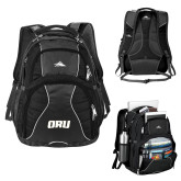 High Sierra Swerve Compu Backpack-ORU