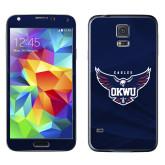 Galaxy S5 Skin-Primary Athletics Mark