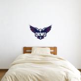 2 ft x 2 ft Fan WallSkinz-OKWU Full Eagle