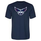 Performance Navy Tee-OKWU Full Eagle