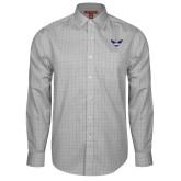 Red House Grey Plaid Long Sleeve Shirt-Primary Athletics Mark