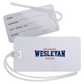 Luggage Tag-Oklahoma Wesleyan Eagles