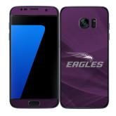 Samsung Galaxy S7 Edge Skin-Eagles with Head