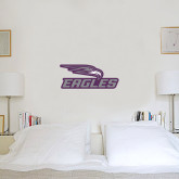 1 ft x 2 ft Fan WallSkinz-Eagles with Head