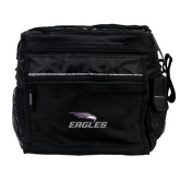 All Sport Black Cooler-Eagles with Head