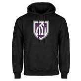 Black Fleece Hoodie-Shield
