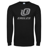 Black Long Sleeve T Shirt-UO