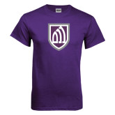 Purple T Shirt-Shield