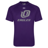Under Armour Purple Tech Tee-UO