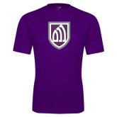 Syntrel Performance Purple Tee-Shield