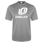 Performance Grey Heather Contender Tee-UO