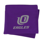 Purple Sweatshirt Blanket-UO
