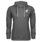 Adidas Climawarm Charcoal Team Issue Hoodie-UO