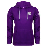 Adidas Climawarm Purple Team Issue Hoodie-Shield