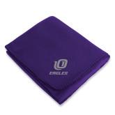 Purple Arctic Fleece Blanket-UO