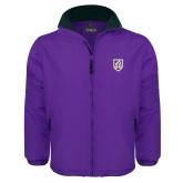 Purple Survivor Jacket-Shield
