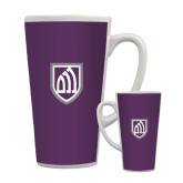 Full Color Latte Mug 17oz-Shield